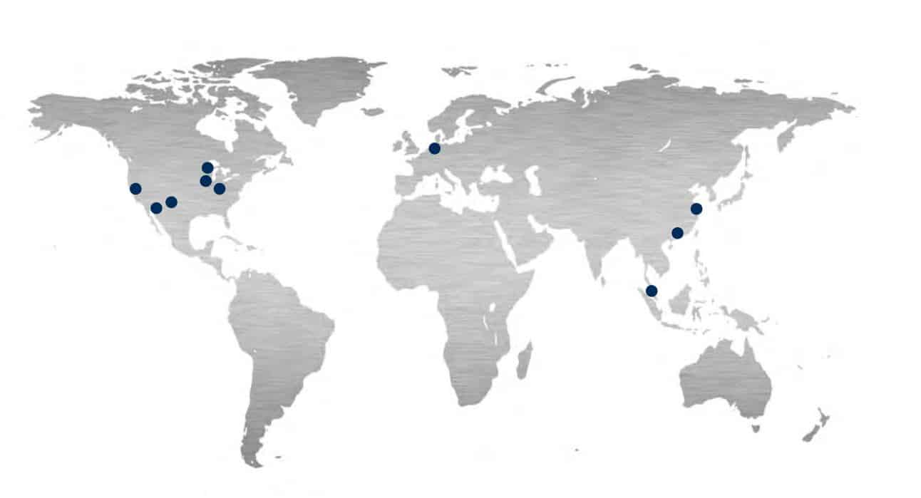Marian Global Locations 2020